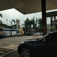 Photo taken at Shell Gas Station TB Simatupang by Satya W. on 5/28/2018