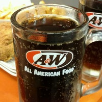 Photo taken at A&W by Satya W. on 9/4/2016
