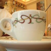 Photo taken at Café Città by Nadia B. on 3/16/2013