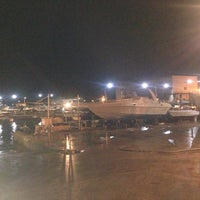 Photo taken at Batroun's Fishermen's Port by George A. on 12/3/2013