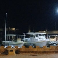 Photo taken at Batroun's Fishermen's Port by George A. on 12/19/2013