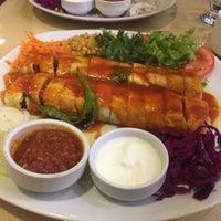 Photo taken at Kalamış Günaydın Kebap & Steakhouse by 👉TARZ MESELESI👈👉BOZBEYLİ 👈 K. on 11/28/2017