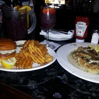 Photo taken at Biggie's Restaurant, Raw Bar, and Tavern by denise p. on 6/10/2013