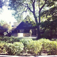 Photo taken at Frank Lloyd Wright Home and Studio by Nicole P. on 10/6/2012