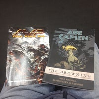 Photo taken at Titan Games & Comics by Harold H. on 12/20/2014