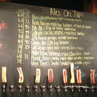 Photo taken at Twisted Manzanita Ales & Spirits by Christopher J. on 1/24/2013