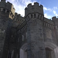 Photo taken at Wray Castle by Colin E. on 10/24/2016