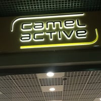 Photo taken at Camel Active by Тарас Н. on 12/21/2012