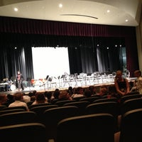 Photo taken at Valley Vista High School Performing Arts Center by Maria S. on 5/10/2013
