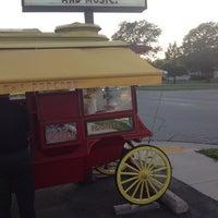Photo taken at S&J Popcorn Wagon by Kyle J P. on 7/30/2013