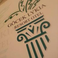 7/9/2013 tarihinde SerhaN GüRziyaretçi tarafından Göcek Lykia Hotel Mugla'de çekilen fotoğraf