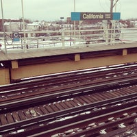 Photo taken at CTA - California by Ross H. on 1/25/2013