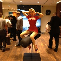 Photo taken at Breitling by Angie V. on 12/15/2012
