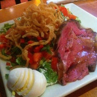 Photo taken at Lawry's Carvery by Angie V. on 9/29/2012