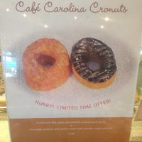 Photo taken at Cafe Carolina and Bakery by Jessica T. on 6/8/2014