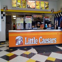 Photo taken at Little Caesars Pizza by april w. on 4/15/2013