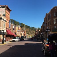 Photo taken at Deadwood, SD by Beth W. on 10/12/2016