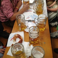 Photo taken at Spaten-Franziskaner Brau GmbH by Natália on 10/6/2012