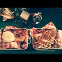 Photo taken at The Burger Guru by Roman F. on 4/14/2013