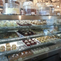 Photo taken at Magnolia Bakery by Jennifer R. on 10/24/2012