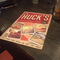 Photo taken at Huck's American Bar and Grill by Josh G. on 9/21/2016