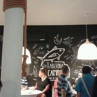 7/22/2013にLuis F.がLa Taberna de El Camperoで撮った写真