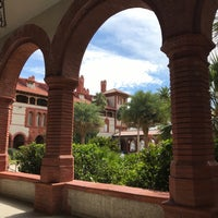 Photo taken at Ponce Courtyard by Vanessa M. on 3/6/2018