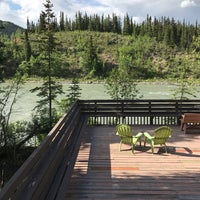 Photo Taken At Denali River Cabins U0026amp;amp; Cedars Lodge By Michelle V. ...