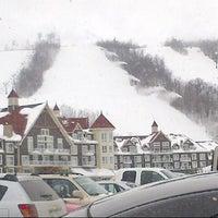 Photo taken at Blue Mountain Resort by Alison K. on 2/21/2013