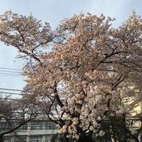 Photo taken at 府中市民陸上競技場 by Ryota N. on 4/6/2016