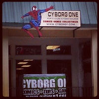 Photo taken at Cyborg One by Cinaed G. on 7/14/2013