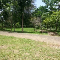 Photo taken at Parque Mirador Sur by Juan V. on 7/20/2013