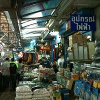 Photo taken at Klongthom Center by Kasemsak T. on 7/24/2013