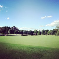 Photo taken at Fox Den Country Club by Echo O. on 9/13/2013