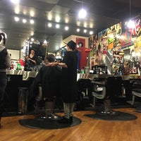 Photo taken at Floyd's 99 Barbershop by Keith M. on 12/16/2016