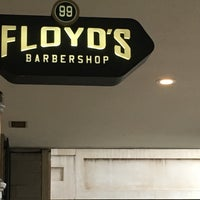 Photo taken at Floyd's 99 Barbershop by Keith M. on 11/15/2015