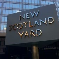 Photo taken at New Scotland Yard by Keith M. on 7/6/2013