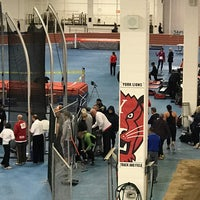 Photo taken at Toronto Track & Field Center by Terry J. on 3/11/2017