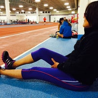 Photo taken at Toronto Track & Field Center by Terry J. on 2/8/2015