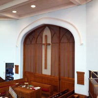 Photo taken at Lincoln Road United Church by Jordan H. on 6/21/2013