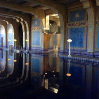 Photo taken at Hearst Castle Roman Pool by Vianelly P. on 10/13/2016