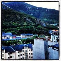 Foto tomada en Hotel de L'Isard por Олег Н. el 9/19/2012