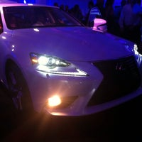 Photo taken at Lexus 350is 2014 Party! by Gio R. on 6/28/2013