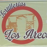 Photo taken at Tortilleria Los Arcos by Nan Q. on 5/17/2013