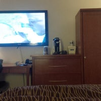 Photo taken at Travelodge Hotel & Conference Centre Regina by Patti F. on 4/20/2014