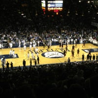 Photo taken at Hinkle Fieldhouse by Jamie E. on 1/26/2013