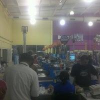 Photo taken at Carvalho Supermercado by Francieldo S. on 3/20/2013