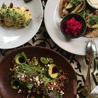 Photo taken at Apoala | Mexican Cuisine by Caroline W. on 8/16/2017