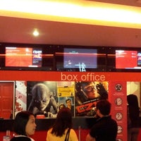 Photo taken at MBO Cinemas by Mohamad Z. on 12/21/2012