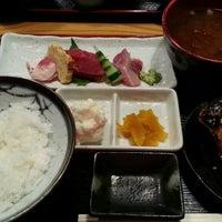 10/21/2013 tarihinde GOGOGO!ziyaretçi tarafından 上総屋'de çekilen fotoğraf